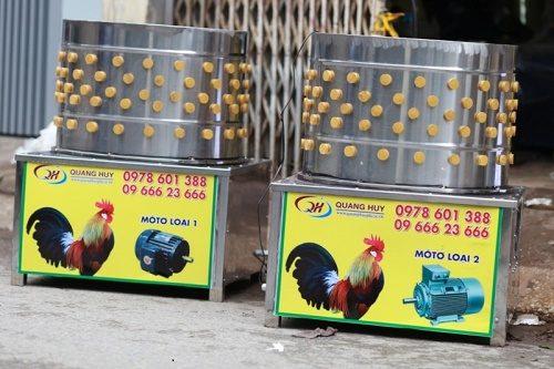 Giá bán máy lông gà lông vịt