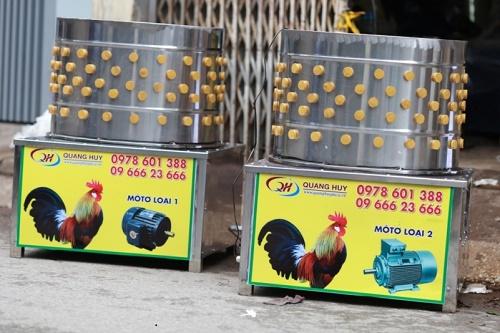 [Tham khảo] giá bán máy vặt lông gà lông vịt trên thị trường hiện nay