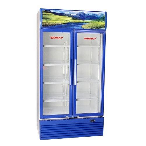 Thông tin về tủ mát Sanaky 2 cánh: Đặc điểm, tính năng, lưu ý sử dụng