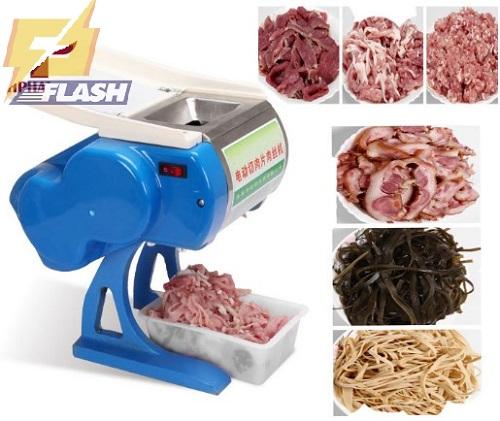 Vì sao bạn nên mua máy thái thịt tươi sống cho gia đình sử dụng?